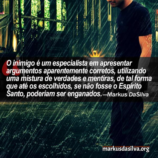 O Cristão Fariseu - Por Markus DaSilva