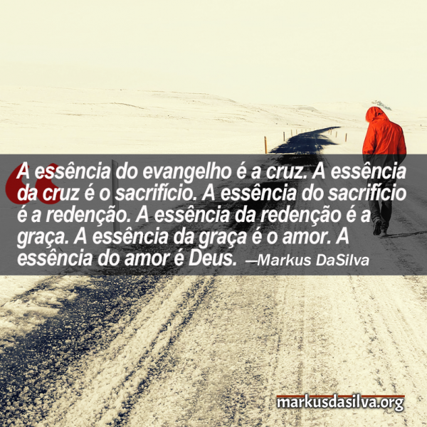 A Cruz Nossa De Cada Dia - Por Markus DaSilva