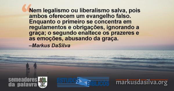 Estudo Bíblico O Fardo Pesado (Desânimo, Insegurança e Cansaço). Markus DaSilva