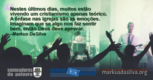 Estudo Bíblico - A Fé Visível - Markus DaSilva