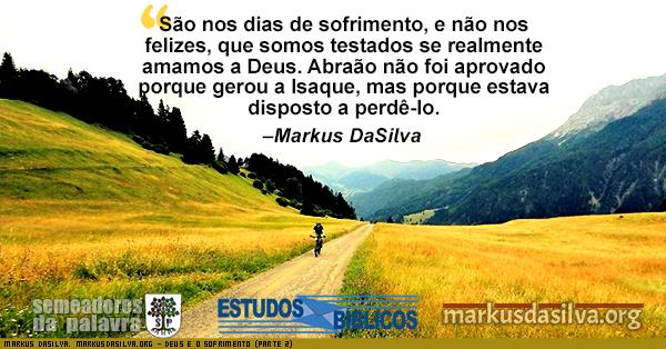 Rapaz caminhando numa linda estrada no campo com Estudo Bíblico - DEUS E O SOFRIMENTO (PARTE 2) Por Markus DaSilva