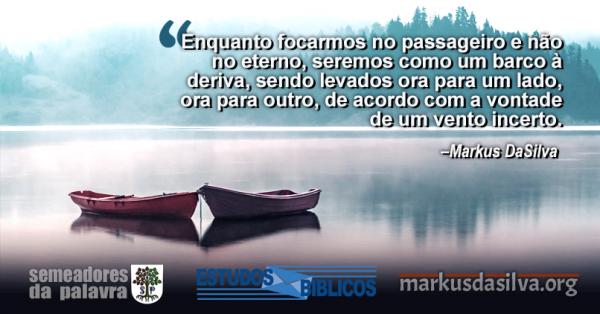 A ILUSÃO DA VIDA Por Markus DaSilva