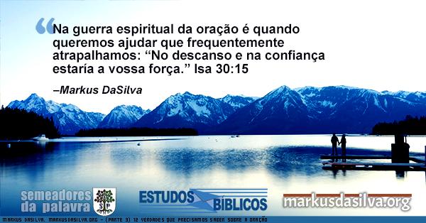 Foto de um lindo dia ensolarado a beira de um lago com Estudo Bíblico - 12 Verdades Que Precisamos Saber Sobre A Oração (Parte 3) - Esperar a Resposta de Deus - Markus DaSilva