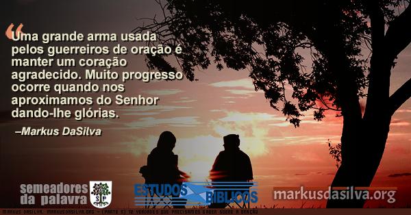 Foto de um casal conversando debaixo de uma arvore admirando o por de sol  com Estudo Bíblico - 12 Verdades Que Precisamos Saber Sobre A Oração Parte 5 Manter um coração agradecido Markus DaSilva