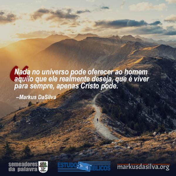 """Sem Santidade Ninguém Verá a Deus (Parte 3) - Um Caminho Que se Chamará: """"O Caminho de Santidade"""". Markus DaSilva"""