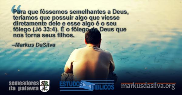 (Parte 2) Estudo Bíblico - O Sentido da Vida - De Onde Viemos? - Markus DaSilva
