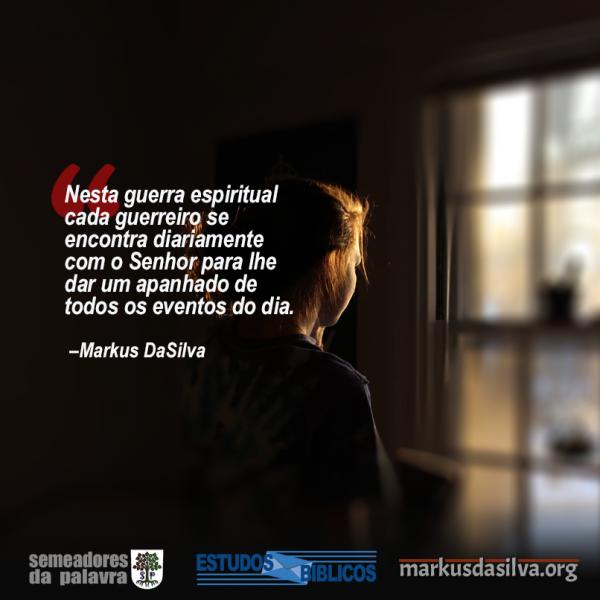 Serie: Combatendo as Forças Espirituais. Estudo Nº 9: Resistência e Contra-ataque (A Oração de Consagração) Markus DaSilva