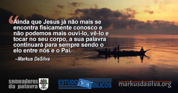 Serie: Obedecendo a Jesus. Estudo Nº 6: João e a Obediência. [Com Áudio]