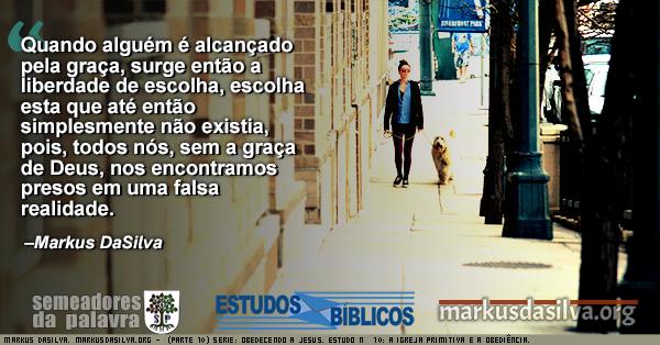 Foto de uma moca andando com seu cachorro (Parte 10) Serie: Obedecendo a Jesus. Estudo Nº 10: A Igreja Primitiva e a Obediência. [Com Áudio] Markus DaSilva
