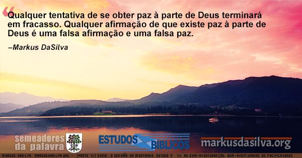 Uma foto de montanhas ao por do sol (PARTE 10) SERIE: O SERMÃO DA MONTANHA. ESTUDO Nº 10: AS BEM-AVENTURANÇAS: BEM-AVENTURADOS OS PACIFICADORES [COM ÁUDIO] Markus DaSilva