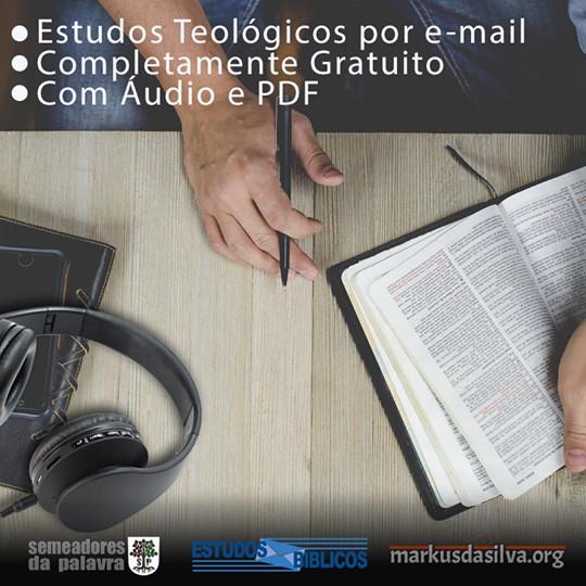 Estudos Teológicos Gratuitos por E-mail